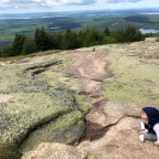 Family Trip to Acadia (also Nissik's first long trip)
